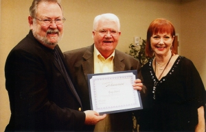 Recognized at the Blue Ridge Mountains Christian Writers Conference!