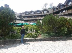 Von Trapp Lodge, Stowe, VT