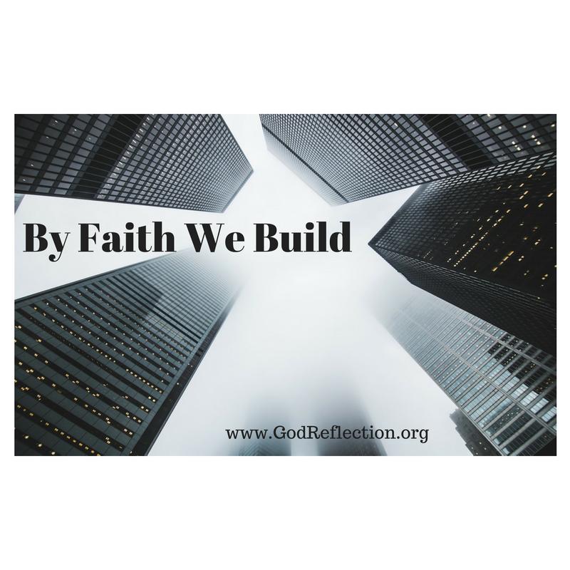 how to build faith in god